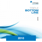 2010 Triple Bottom Line Report Cascade Engineering